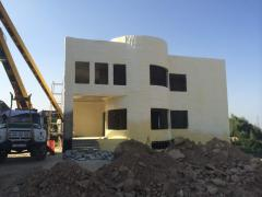 Thermal insulation Facade