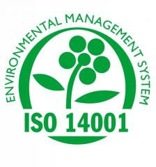 System of ecological management of ISO 14001