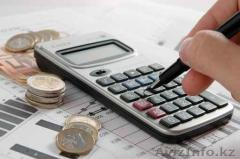 Сдача налоговых отчетов Астана
