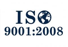 Certificates of ISO in Aktau