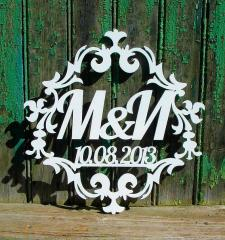 Production of decorative letters