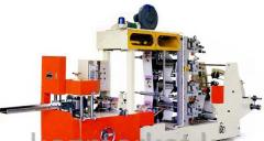 Service of the equipment on production of paper