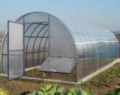 Строительство ангаров, теплиц, ферм, модулей