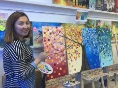 Courses on drawing in Astana