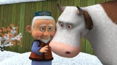 Анимация в Алматы