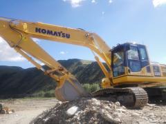 Excavator ren