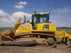 Rent of the bulldozer D65EX-16