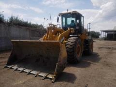 Loader rent of ZL50G