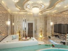 Дизайн бассейна 6