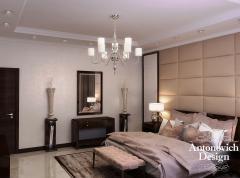Дизайн Спальни 9