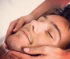 Нейроседативный массаж головы