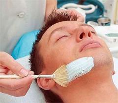 Peeling in Astana