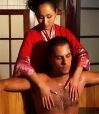 Massage of the Geisha for men. Astana
