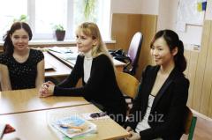 Courses of Korean