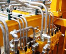 Washing of hydraulic systems