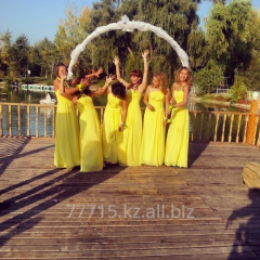 Платья для подружек невест