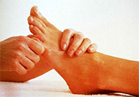 Treatment of pain in foot in Almaty