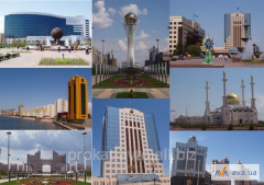 Excursion across Astana