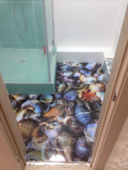 3 D floors production to order