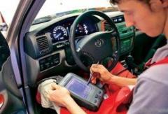 Computer Diagnostics of Toyota, Lexus, Mitsubishi