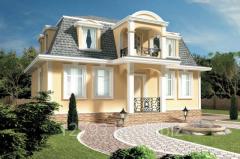 Design of cottages