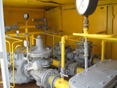 Diagnostics of gas control points