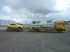 Services of machines of tow trucks in Astana