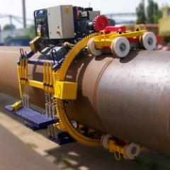 Diagnostics of outside gas pipelines