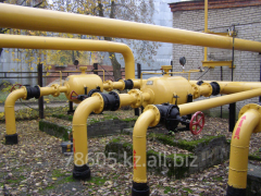 Diagnostics of outside gas pipelines of