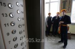 Diagnostics of passenger elevators