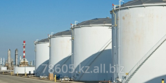 Diagnostics of tanks for oil products