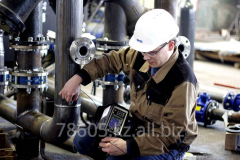 Diagnostics of system of gas distribution