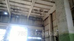 Inspection fakhverka of one-storeyed frameworks