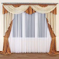 Courses cuts and tailoring of curtains