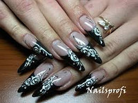 Training in design of nails