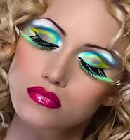 Training in eyelash extension 3D