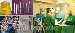 Destruction and utilization of medical waste
