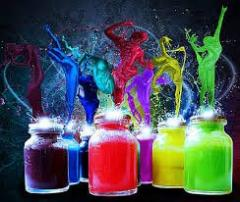 Подбор промышленных красок