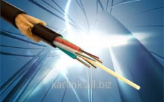 Installation of fiber-optical cable