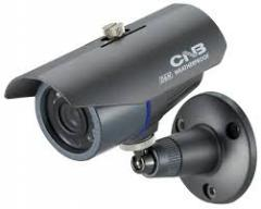 Systems of video surveillance, installation