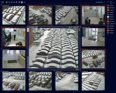 Systems of security video surveillance