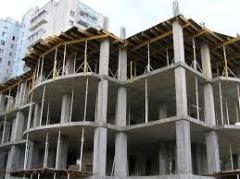 Monolithic construction