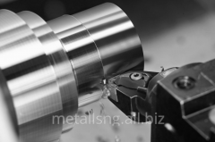 Metal working turning with ChPU