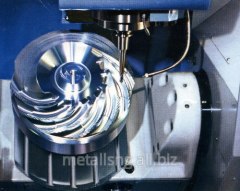 Metal working is gear-milling