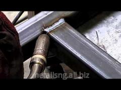 Welding works