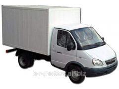 Delivery services of Household appliances