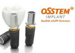Implantation of teeth