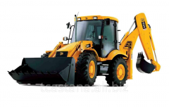 Services of the excavator loader