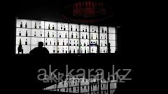 Illumination of bar counters
