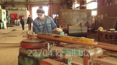 Production of the equipmen